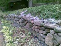 All Seasons LLC. - Retaining walls (srw) or natural stone ...