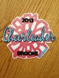 Decorating Posters For Cheerleaders | Billingsblessingbags.org