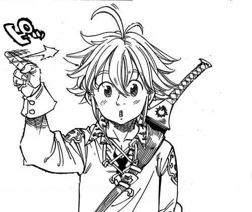 The Seven Deadly Sins Manga