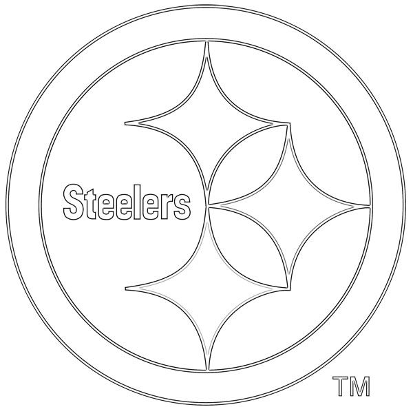 a templet take out the steelers and put different words on