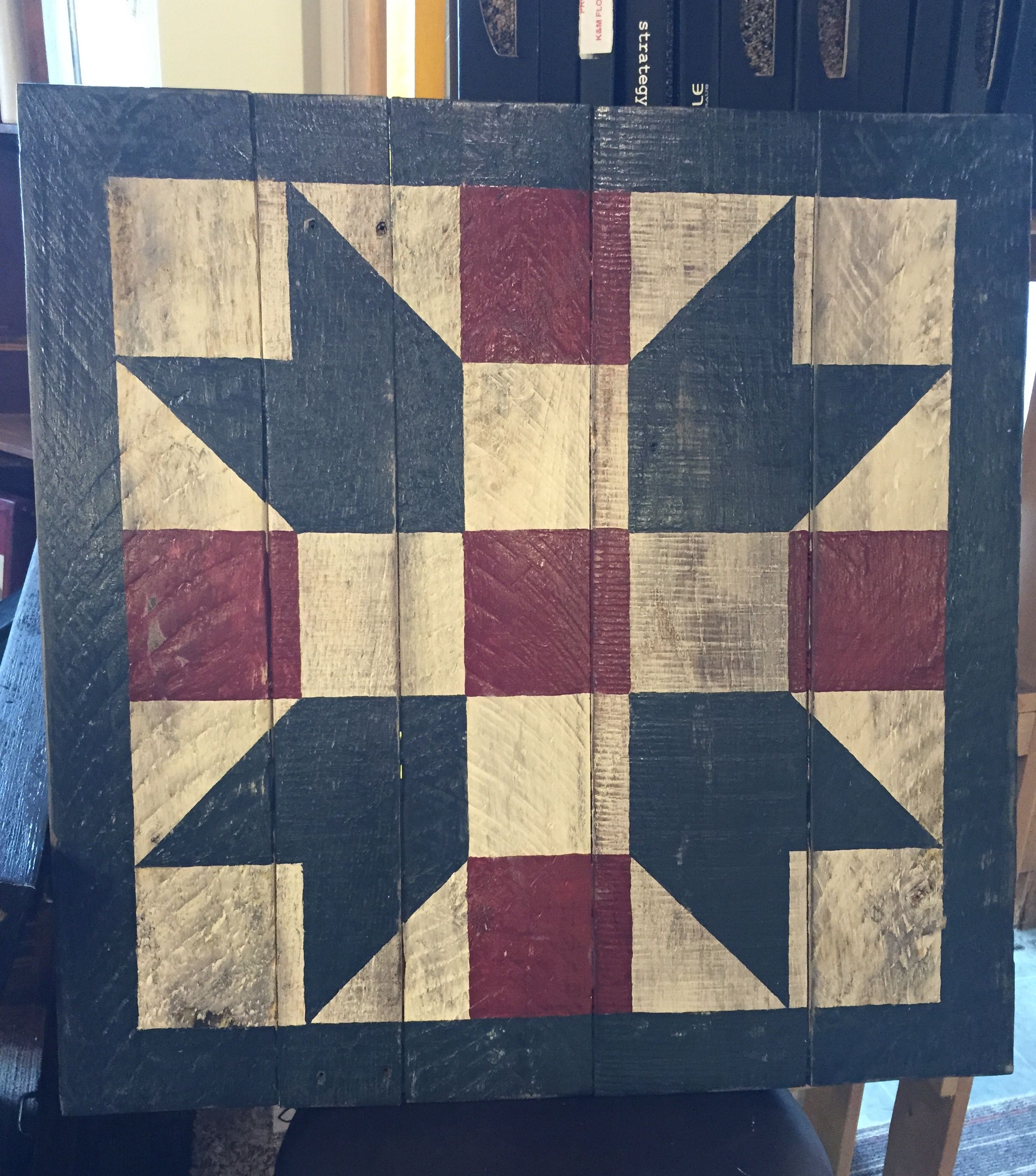 Fathers Choice By Barn Quilts Of Wabash County Barn