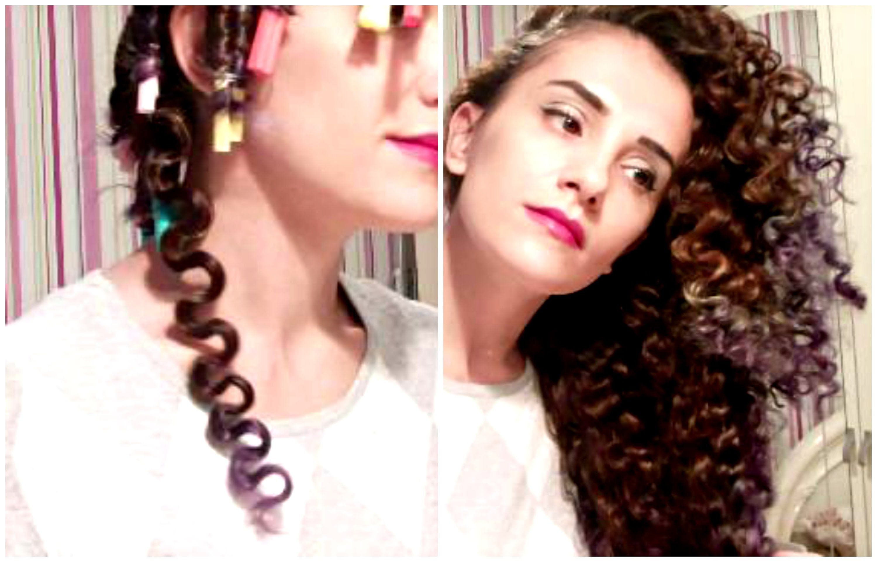 Tight Spiral Curls On Pinterest Spiral Perms Tight