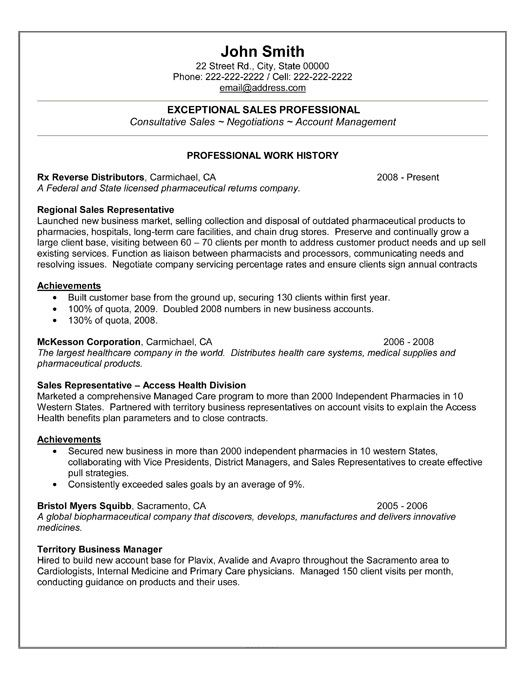 Sales Resume Example Retail Sales Associate Resume Example Sales