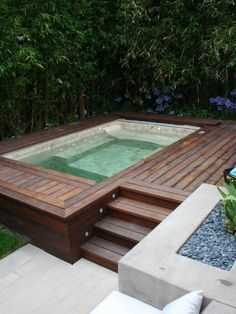 Above Ground Swim Spa Google Search Abi Pinterest Swim