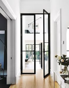 At home in the modern world also expressed ceiling joist pinterest ceilings rh