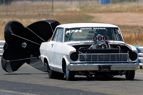 1965 Chevy Ii Race Car - Year of Clean Water