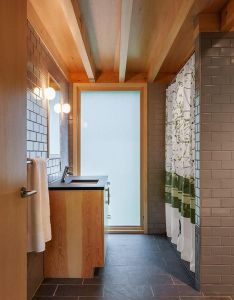 Hga architects have designed  group of cottages marlboro music to provide senior musicians accommodation at the college campus in also by bathroom pinterest rh