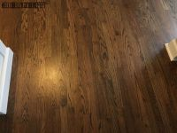 Hardwood floor stain, Dark Walnut by Minwax | Home ...
