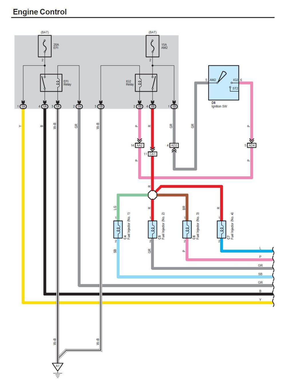 medium resolution of 2007 toyota yaris engine wiring diagram my car parts toyota 22r ignition wiring diagram 89 toyota hilux ignition wiring diagram