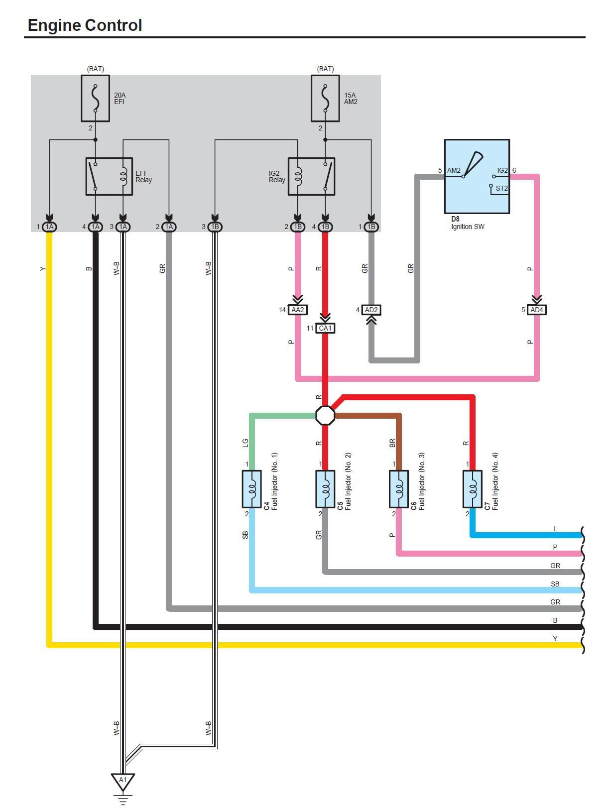 hight resolution of 2007 toyota yaris engine wiring diagram my car parts toyota 22r ignition wiring diagram 89 toyota hilux ignition wiring diagram