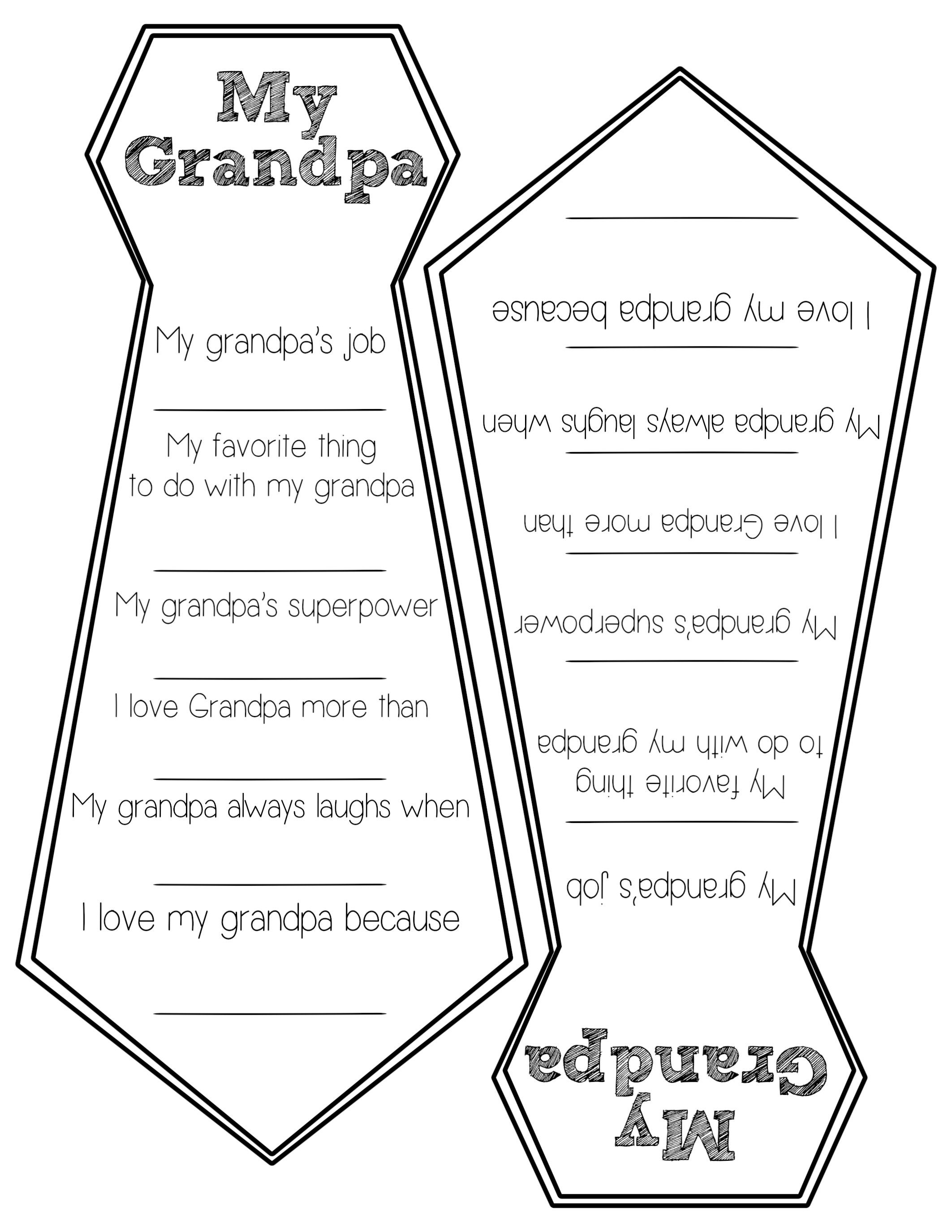 Father S Day Free Printable Cards