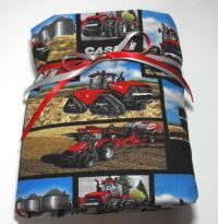 Case IH Fitted Sheet for Crib or Toddler Bed by KidsSheets ...