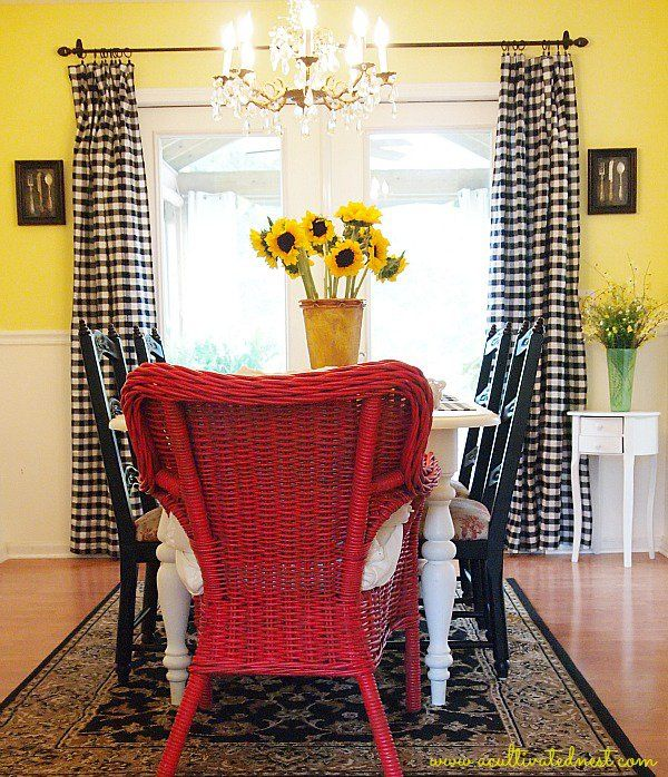 My New DIY 20 Curtains Cheap Curtains Tablecloths And Check