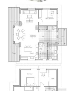 Three bedrooms two bathrooms with logical interior planning also pin by on pinterest small house plans smallest rh