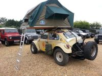 Roof Top Tent and VW Bug | Camping | Pinterest | Roof top ...