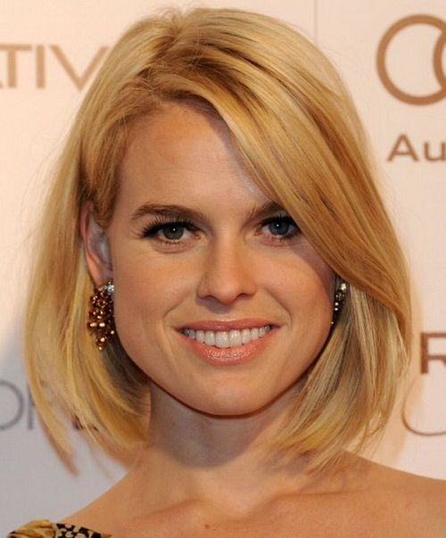 Medium Length Inverted Bob Hairstyles For Fine Hair Beauty Over