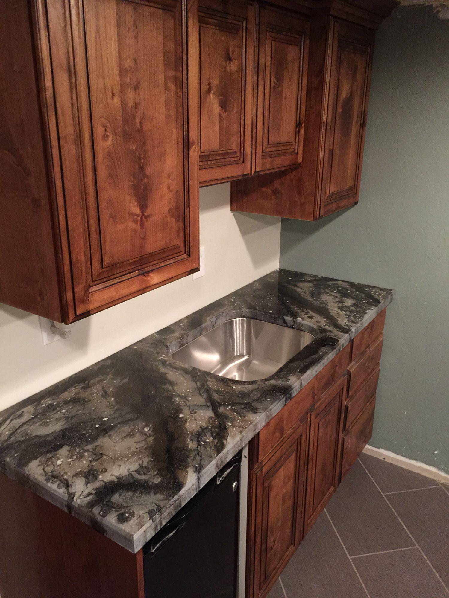 epoxy resin kitchen countertops table with drawers 22b4dbea1d6bbd13de2ccb8e5c78ec7f jpg 15002000