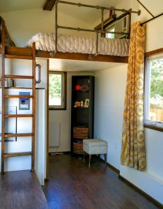 tiny house on wheels in albuquerque new mexico built using structural insulated also rh pinterest