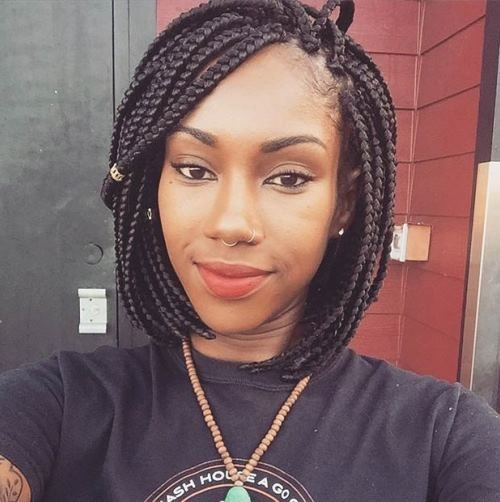 BRAIDED BOB HAIRSTYLES AFRICAN AMERICAN There Are Millions Of