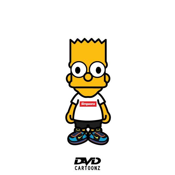 22 Savage Rapper Bart Simpson