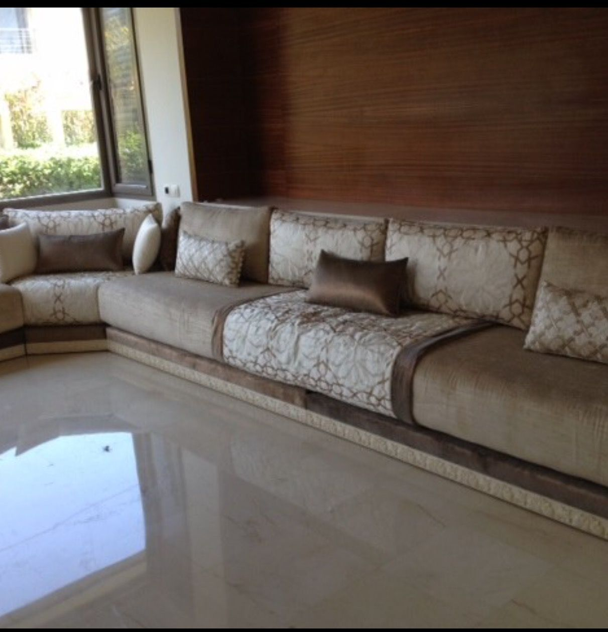 Sofa Salon Marocain Seddari The Moroccan Sofa الصالون المغربي Pinterest