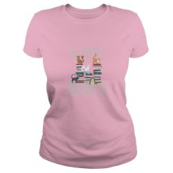 51426467 Funny Books And Cats T Shirt Book Lovers Cat Gift #gift #ideas