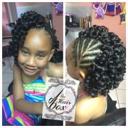 crochet braids little girls
