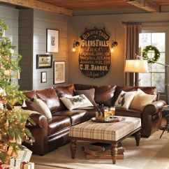 Leather Or Fabric Sofa For Dogs Denim Queen Sleeper The Cabin Living Room... So Cozy By Fireplace ...