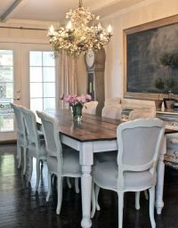 Best 25+ Shabby chic dining room ideas on Pinterest