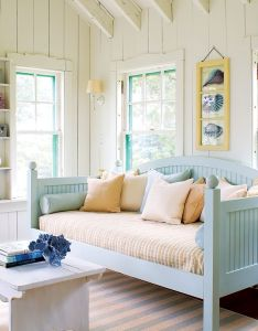 Room also make any home feel like  beach cottage brimming with coastal charm rh pinterest