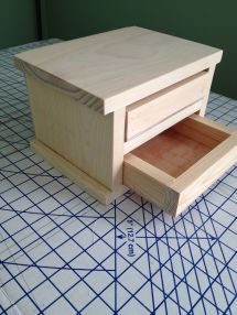 Ana White Build Easy Jewelry Box Free And Diy
