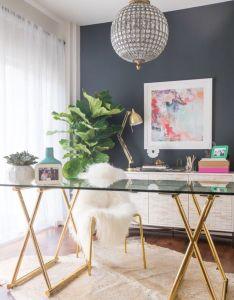 Room also the glamorous newly improved office of  beauty guru desi perkins rh pinterest