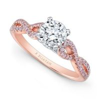 tiffany rose gold engagement ring ,tiffany diamond pendant ...