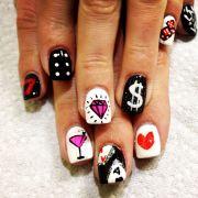 las vegas nail art