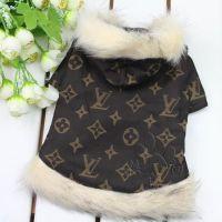 Louis Vuitton Dog Clothes Designer   Pet products Fashion ...