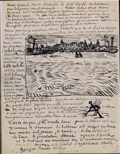 Published Van Vincent Letters Gogh