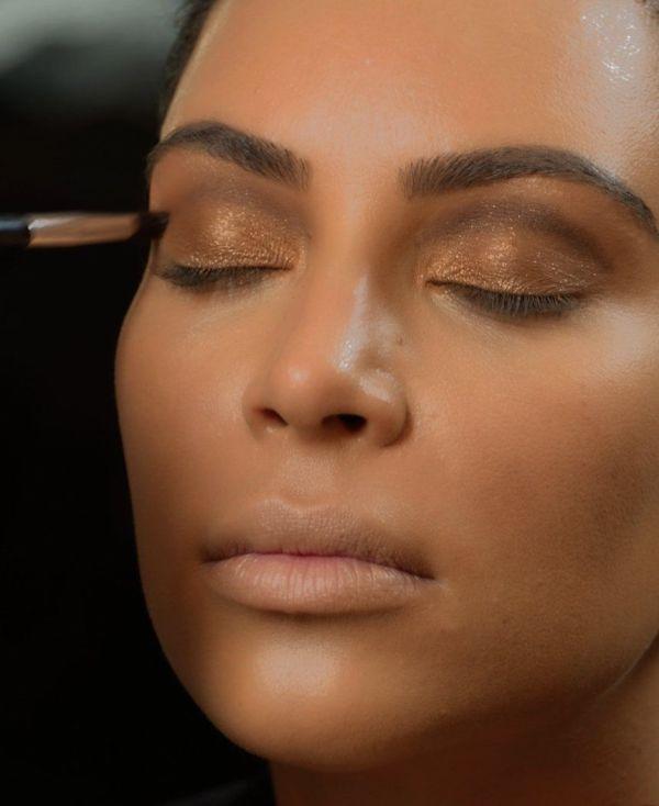 Impact Awards Kim Kardashian Makeup Tutorial - Year of Clean Water