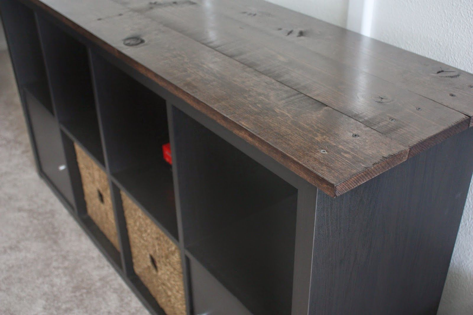 Ikea Kallax Credenza : Ikea hack tv stand pictures and ideas on carver museum