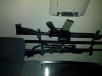 Big Sky gun rack | Truck | Pinterest | Toyota tundra and ...