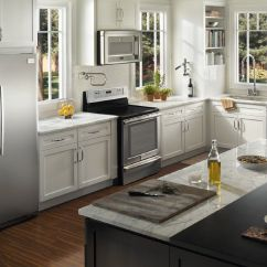 Slate Kitchen Appliances Savannah Cart Attractive For Beautify The