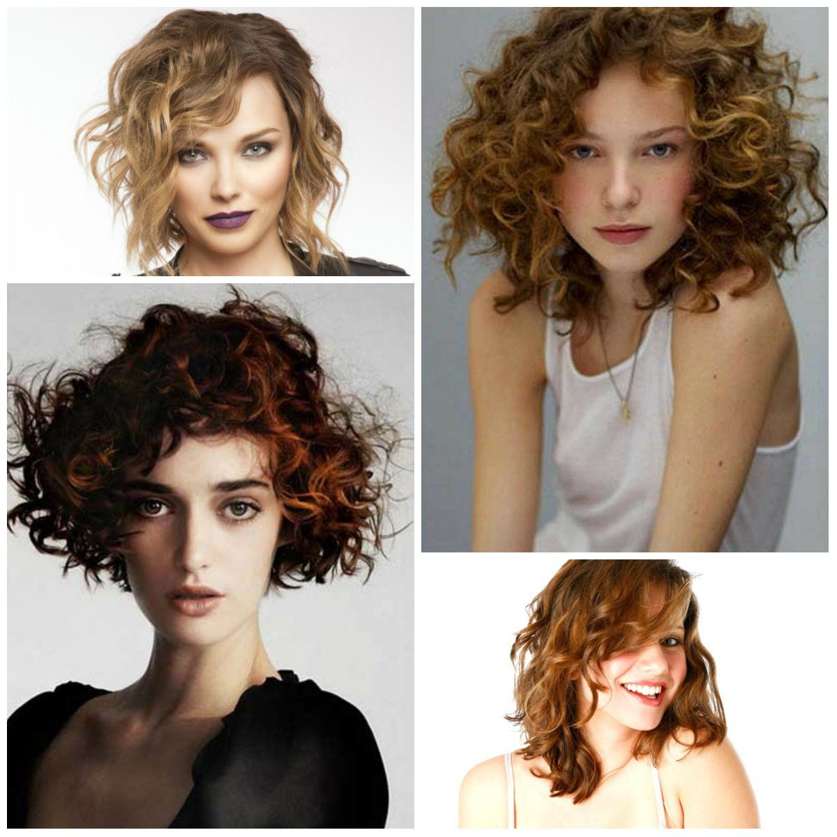 Curly Hairstyles – Page 3 – Haircuts And Hairstyles For 2017 Hair