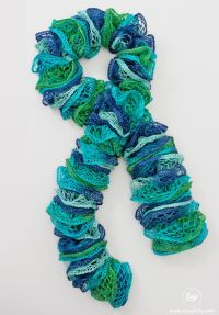 Boye Loom Scarf Patterns | Simplicity Creative Group ...