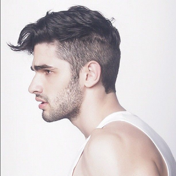 Pin By Layered Hairstyles On Men's Hairstyles Pinterest Men's
