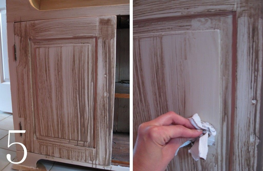 Paint Glazing Techniques Cabinets  Cabinets Matttroy