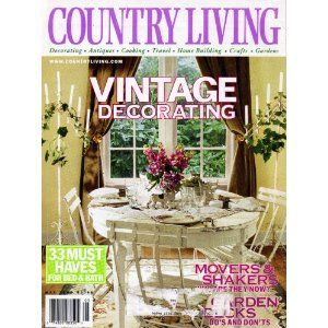 vintage decorating magazines  Bing Images  Vision in