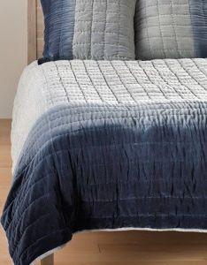 Nordstrom at home ombre velvet quilt also duvet and bedrooms rh pinterest