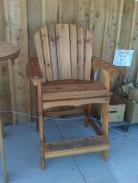 Tall Adirondack Chair Plans | For the Home | Pinterest ...