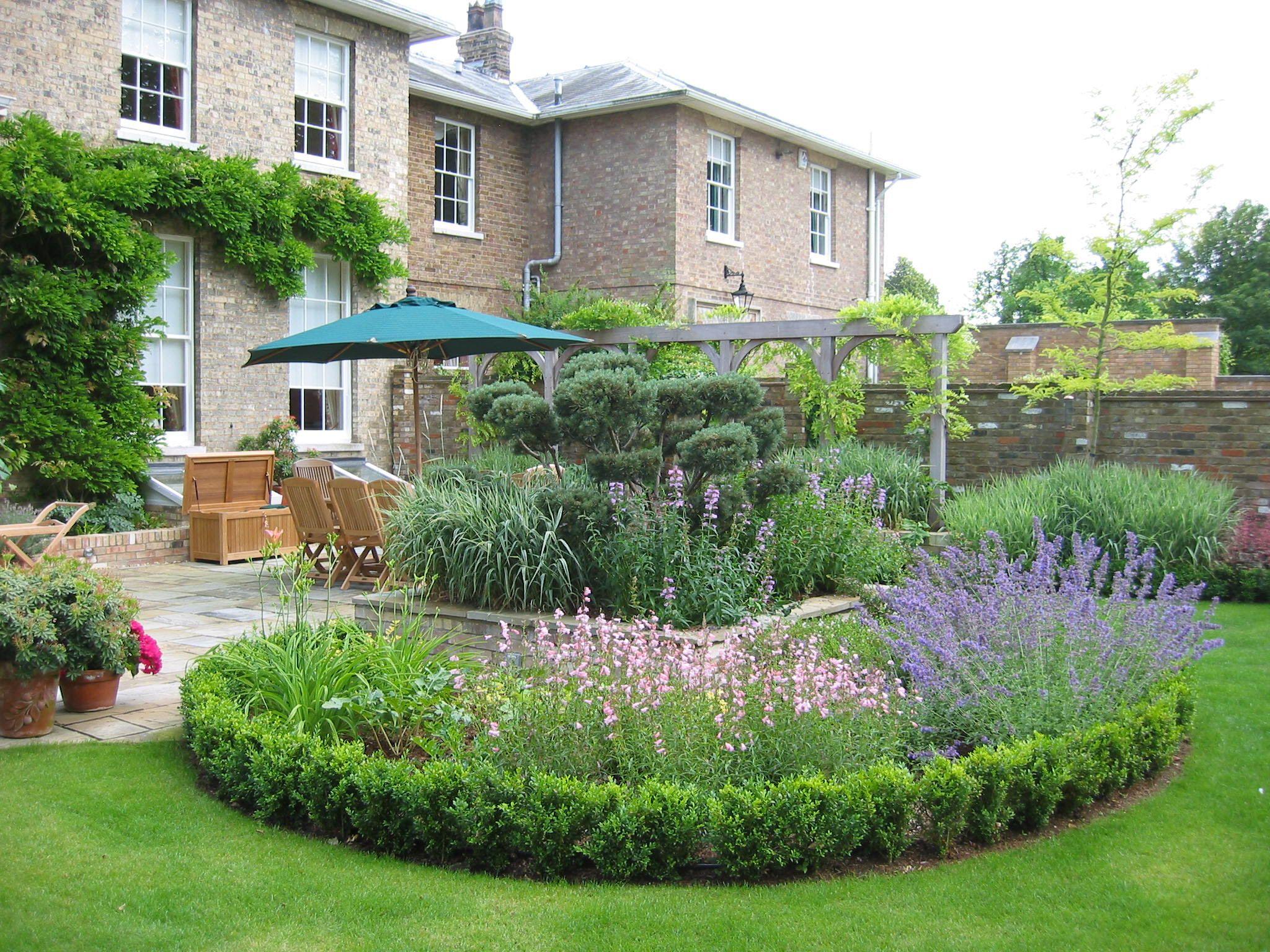 Home Green Garden Ideas Gardens Designs And Backyards