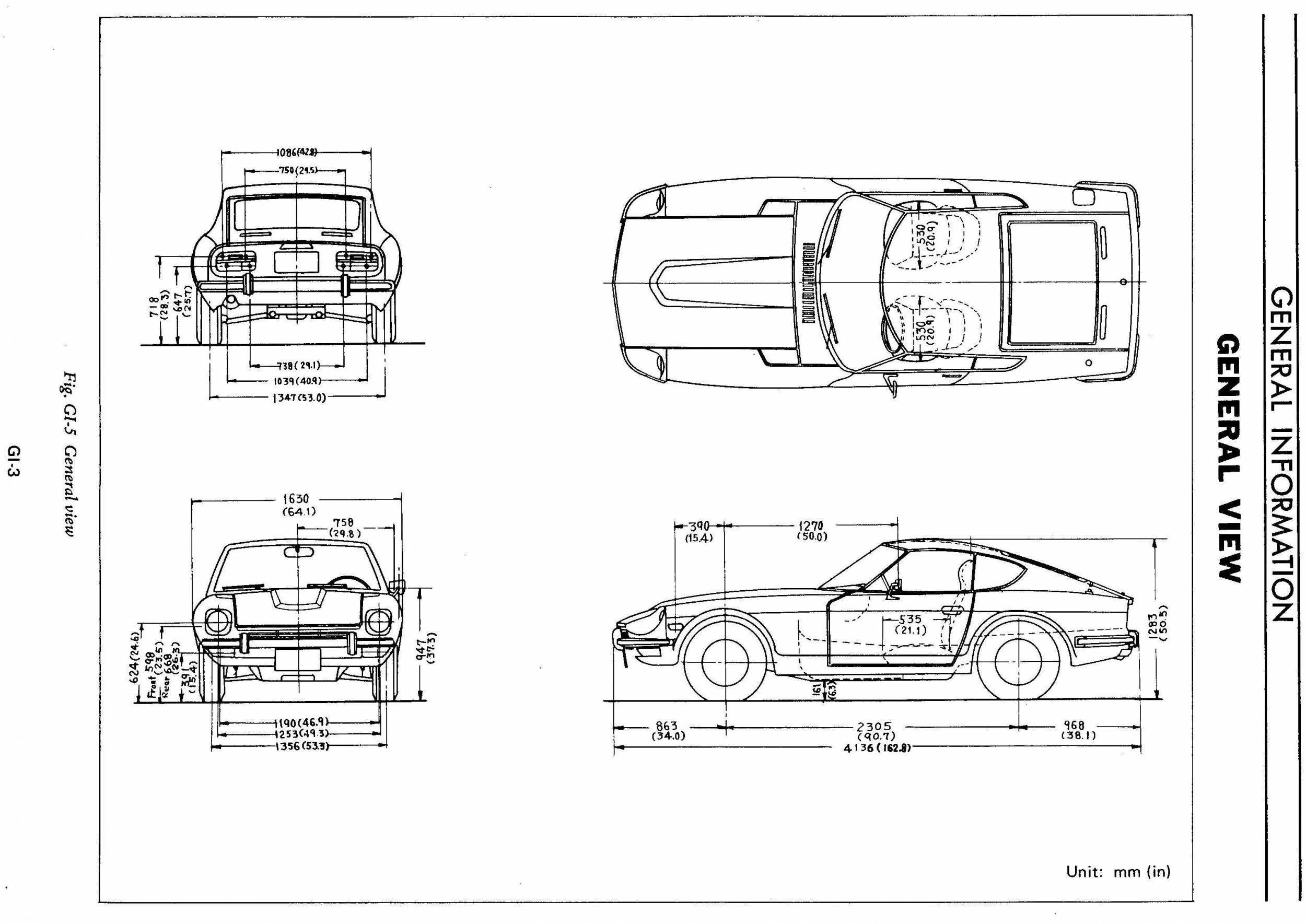 Datsun 280z Smcars