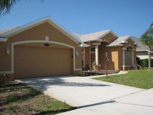 New Colors For Stucco Homes Exterior Painting Melbourne Florida S Dingy Sofs